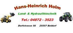 Willkommen bei Holm Hydraulik